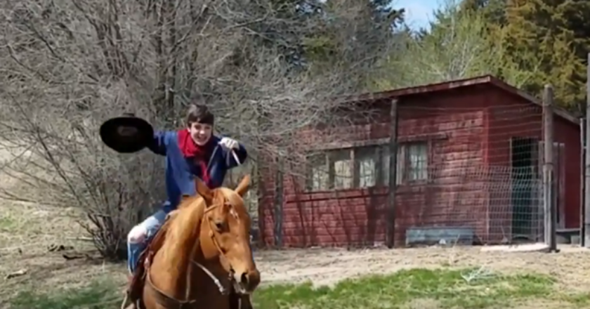 American History Film Project - Crazy Horse